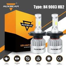20X AUXBEAM H4 9003 HB2 72W LED Headlight Bulb Kit High Low Beam Replace Halogen