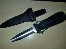Aqua Lung Squeeze Lock Knife, Blunt