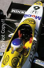 Keke Rosberg Williams FW09 F1 Season 1984 Photograph 2