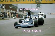 Chris Amon Elf Tyrell 005 Canadian Grand Prix 1973 Photograph