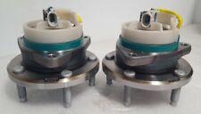 2 New GM OEM Rear Hub Bearings PAIR Fits 2009-2013 Corvette  13588035  RW20-130