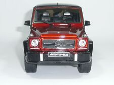 Mercedes-benz g 63 g63 AMG w463 tomatored Crazy Colour 1:18 GT-Spirit Dealer