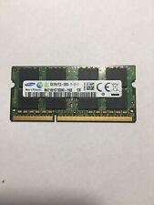8GB SAMSUNG PC3L-12800S DDR3-1600MHz M471B1G73QH0-YK0 Laptop Memory RAM #118