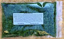 Spirulina fish flake food for marine and tropical fish 100 grams.