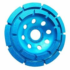 New Listinghisped 4 12 Inch Double Row Diamond Grinding Wheel Concrete Grinding Wheel For