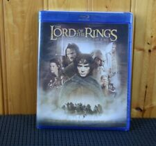 The Lord of the Rings: The Fellowship of the Ring (Blu-ray Disc, 2013, 2-Disc S…