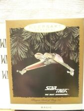 1994 HALLMARK KEEPSAKE STAR TREK ORNAMENT KLINGON BIRD PREY NEW UN-TOUCHED