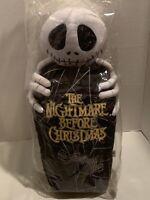 "2005 NECA Disney The Nightmare Before Christmas 20"" Gravestone Collectible Plush"