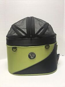 DoggyRide Cocoon Bike Basket Dog Pet Carrier Car Seat Airlines Airplane Travel