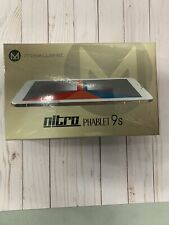 """MAXWEST Nitro PHABLET 9s Android Oreo Tablet 9"""" IPS HD Touchscreen Wi-Fi Enabled"""