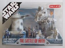 Star Wars 30th Anniversary BATTLE OF HOTH ULTIMATE BATTLE PACK Target Exclusive