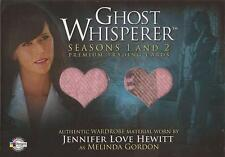 "Ghost Whisperer 1&2: GC-16 Jennifer Love Hewitt ""Melinda Gordon"" Costume Card"