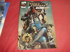 TRANSFORMERS / G. I. JOE #3  Dreamwave Comics - 2003 - NM