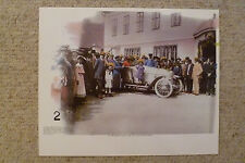 1910 Porsche Ferdinand Porsche Showroom Advertising RARE!! Awesome L@@K