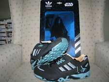 ADIDAS ORIGINALS STAR WARS EMPEROR PALPATINE ZX8000 Han Solo Skywalker US 10.5