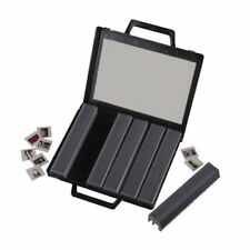 Hama Dia-magazine Koffer flach aufklappbar schwarz