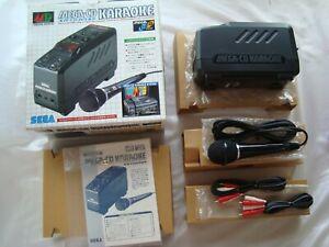 SEGA Mega CD Karaoke System Adapter Japan MCD HAA-2930