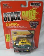 RARE RACING CHAMPIONS STOCK RODS 1/64 RICK MAST #75 1932 FORD COUPE 1998 DIECAST