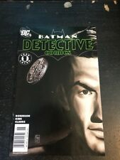 Detective Comics#818 Awesome Condition 7.5(2006) Profile Split Cover