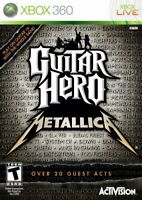 Guitar Hero: Metallica [Xbox 360]