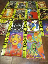 Before Watchmen Comics lot of 14 - Nite Owl, Silk Spectre, more