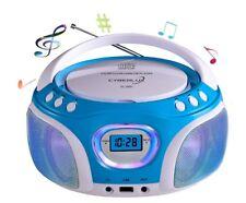 Tragbares Stereo Radio | CD-Player | Stereoanlage | Kinder Radio | Stereo Radio