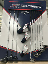 * CALLAWAY X2 HOT 9 PIECE GOLF CLUB SET GIFT *