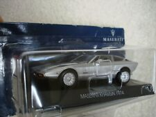 MASERATI KHAMSIN 1974:  ALTAYA 1:43 SCALE, SUPERB CONDITION. . .