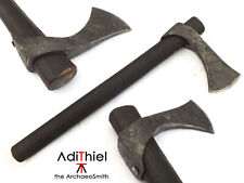 BN_05a FRANCISCA Throwing Axe with Acacia Wood Handle (Historical)