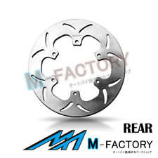 Rear Brake Disc x1 Fit YAMAHA FJ 1100 1984-1985 84 85