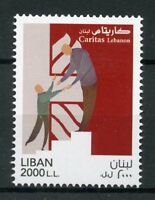 Lebanon 2017 MNH Caritas 1v Set Stamps
