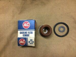 1950-1962 GM,Cadillac,Pontiac,Buick,Oldsmobile NOS AC fuel filter element GF124