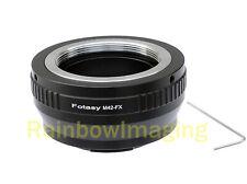 Adjustable M42 Screw Mount Lens to Fuji Fujifilm X-Pro2 X-T1 X-T2 X-T10 Adapter