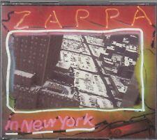 FRANK ZAPPA - IN NEW YORK 2 CD 1991 D2 74240