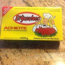 1 15 oz seasoning mexico El Yucateco achiote annatto paste purpose bbq rub bake
