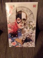 batgirl 24 variant Middleton high grade copy and key book