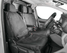 Toyota Proace 2016 Onwards WATERPROOF - HEAVY DUTY SEAT COVERS by TOWN & COUNTRY