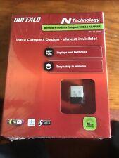 Buffalo Wireless N150 Ultra Compact USB 2 ADAPTER