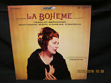 Tebaldi . Bergonzi - Puccini La Boheme (Highlights) - London