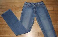 Levis 595 88 Jeans pour Femme W 28 - L 32  Taille Fr 38  (Réf S434)