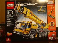 Brand New LEGO Technic 42009 Mobile Crane MK II US Seller