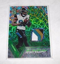 2016 Spectra ALLEN HURNS #36 Sunday Spectacle 4 Color Game Used Jersy/25 JAGUARS
