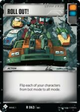 Transformers Tcg Wave 1 Rare Roll Out! #063