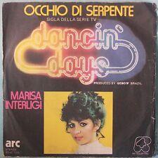 """Marisa Interligi – Occhio Di Serpente - VINILE 7"""""""