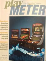 Play Meter Arcade Magazine Incredible Technologies August 2007 012518nonrh