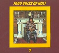 John Holt 1000 One Thousand Volts of 39 Track Deluxe 2x CD Trojan Reggae