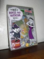 The Best of Boris and Natasha - Vol. 1 (DVD, 2006,NEW)