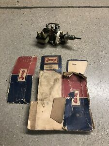 Willys Jeep Overland NOS Headlight Switch 805884