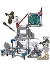 K 'NEX Titanfall MILIZIA PILOTA ATTACCO Building Set 92pcs tra cui 2 Figure