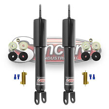 2000-06 Chevy Tahoe Front Active Suspension to Passive Gas Shock Conversion Kit